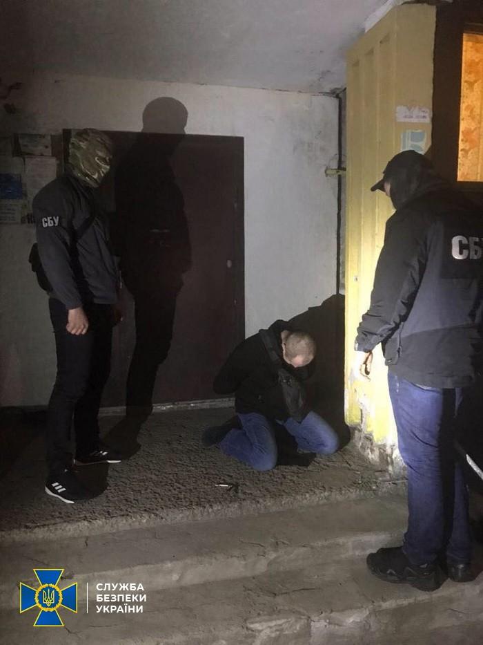 В Запорожье начальник отдела погранслужбы «крышевал» браконьеров