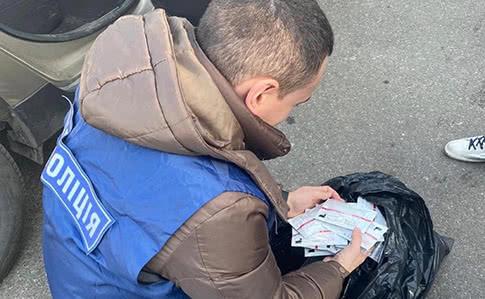 В Ирпене оштрафовали торговца поддельными тестами на коронавирус