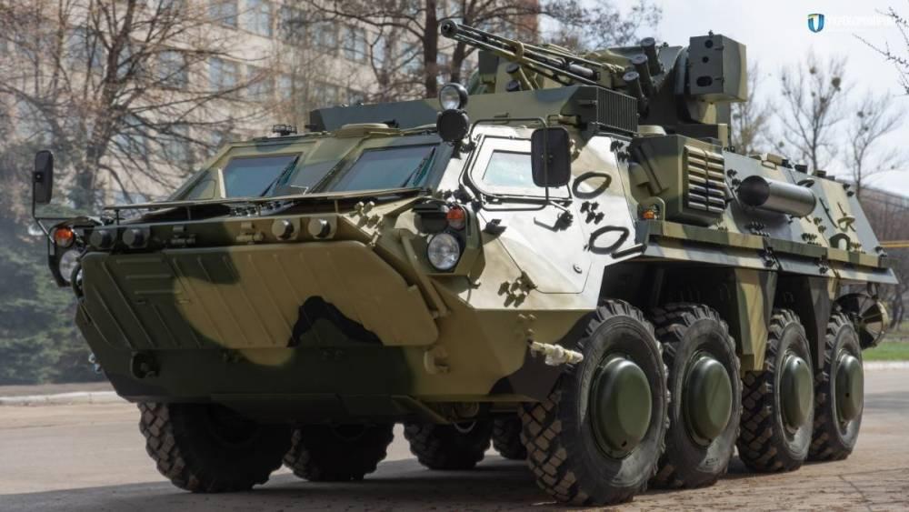 С «Укроборонпрома» хотят взыскать более 6 млн гривен штрафа за  срыв сроков поставки техники