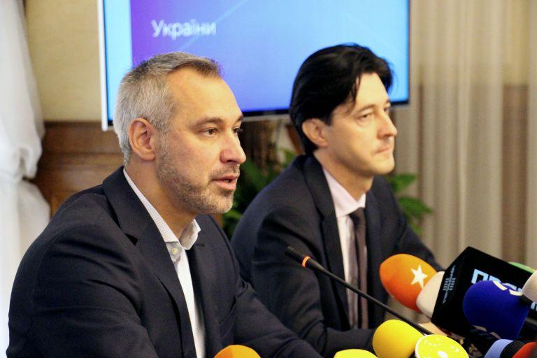 Бывший прокурор подал заявление в САП на генпрокурора Рябошапку и его зама Касько