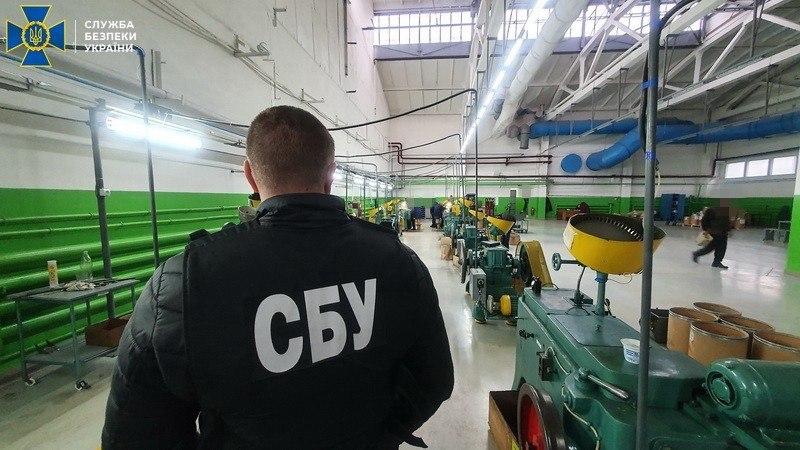 На украинский оборонный завод закупили старые станки
