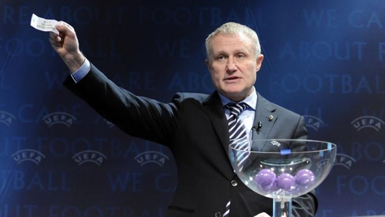 Хищение средств UEFA: полиция расследует бизнес Суркиса и Федерации футбола Украины