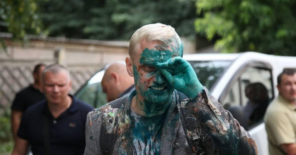 Полиция уличила антикоррупционера Шабунина в хищениях средств, выделенных для помощи больным