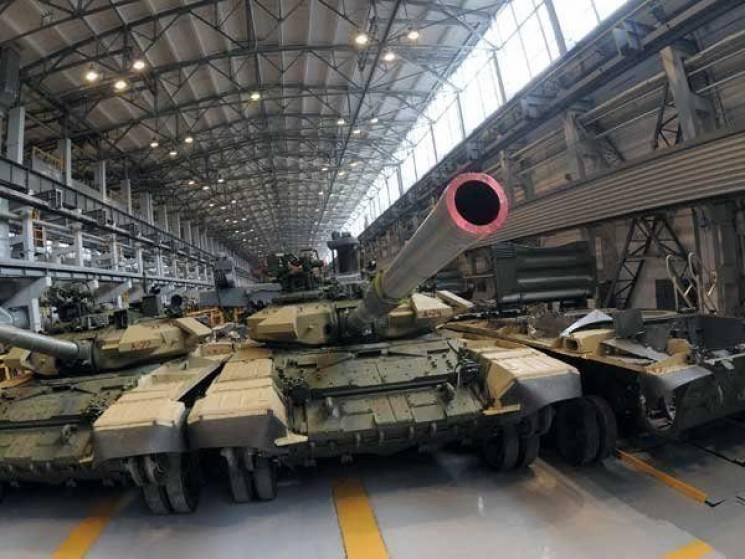 Львовский бронетанковый завод заказал химоборудование по компании-фигуранту уголовного дела