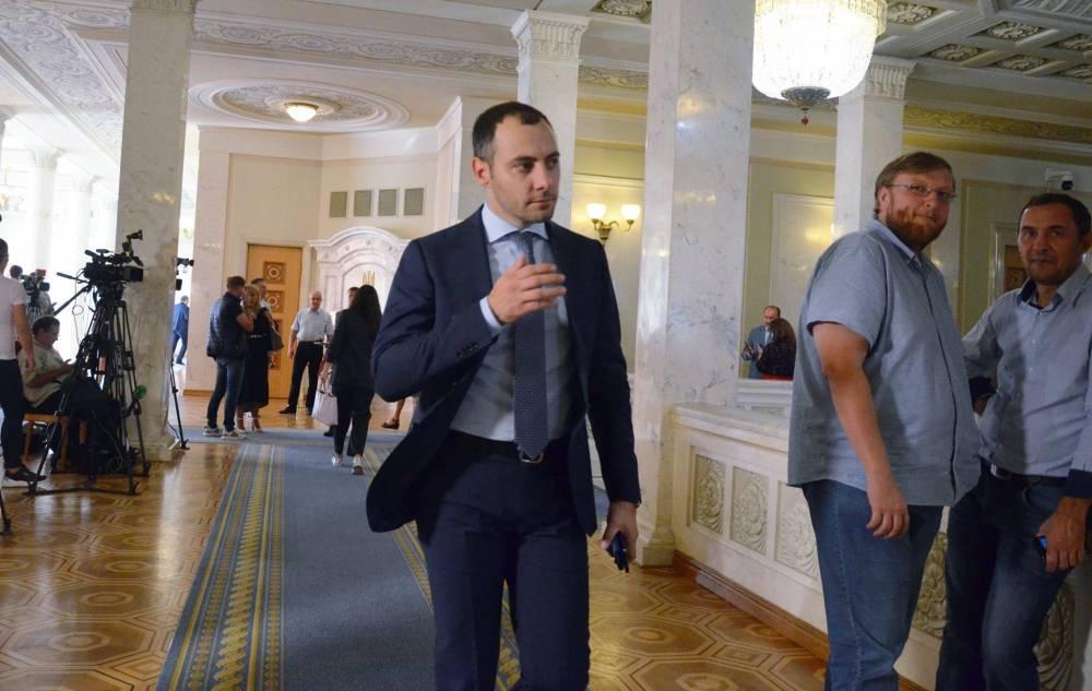 Глава «Укравтодора» Александр Кубраков скрыл из декларации ряд своих компаний