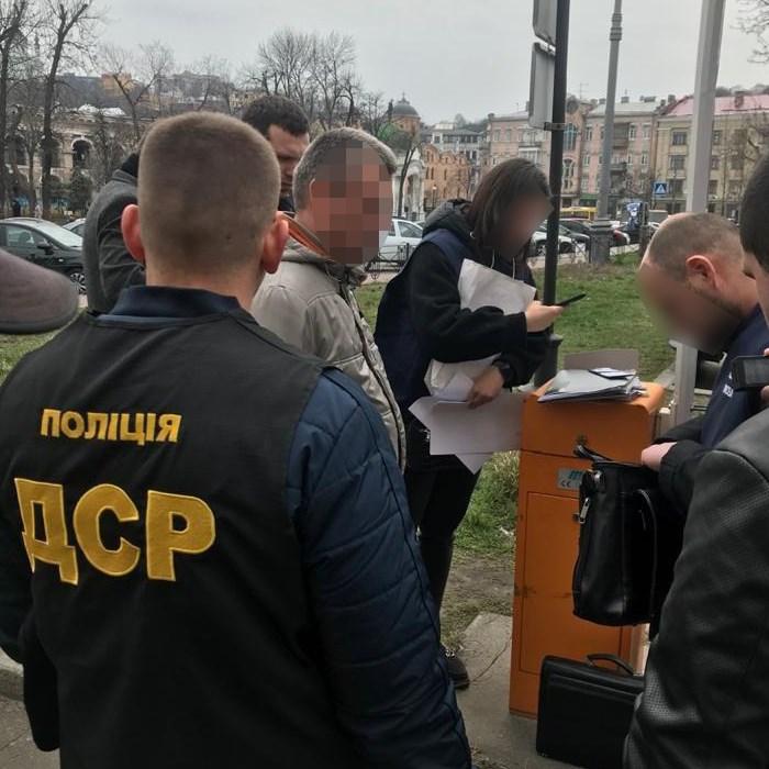 Инженер «Киевводоканала» попался на взятке