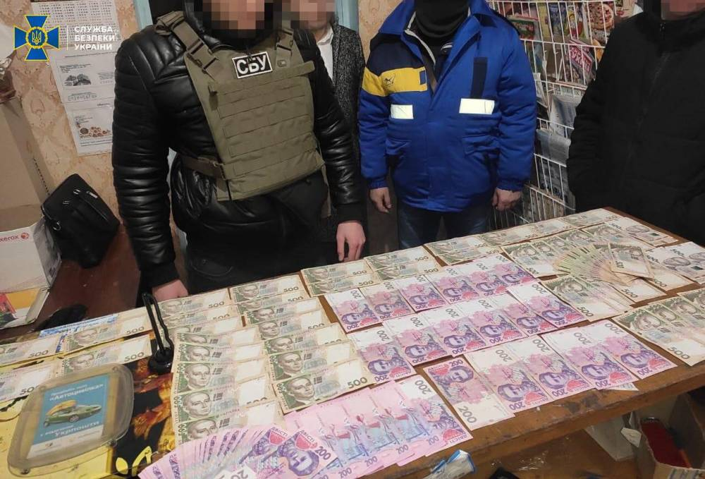 В Одесской области банда грабила отделения «Укрпочты»