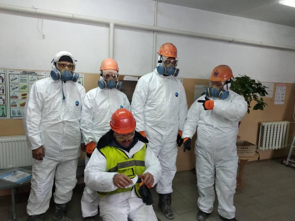 В порту Ольвия заявили, что проводят полную дезинфекцию в связи с коронавирусом