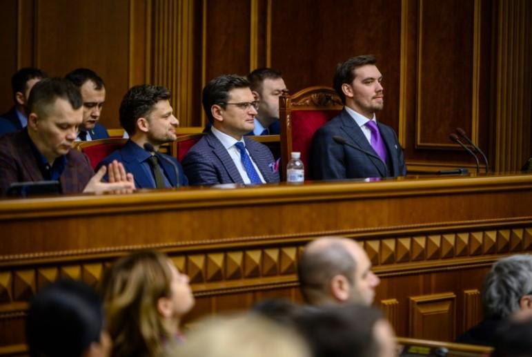 Кабмин ждет перезагрузка: Гончарук написал заявление