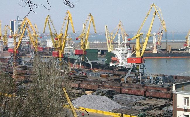 Полиция расследует передачу земли в портах Одессы и Черноморска, которую узаконил Саакашвили