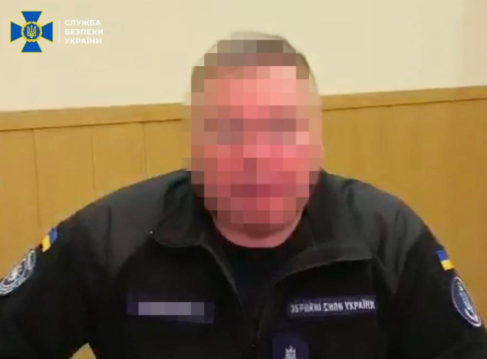 Контрразведка блокировала попытки иностанцев завербовать украинских военных моряков