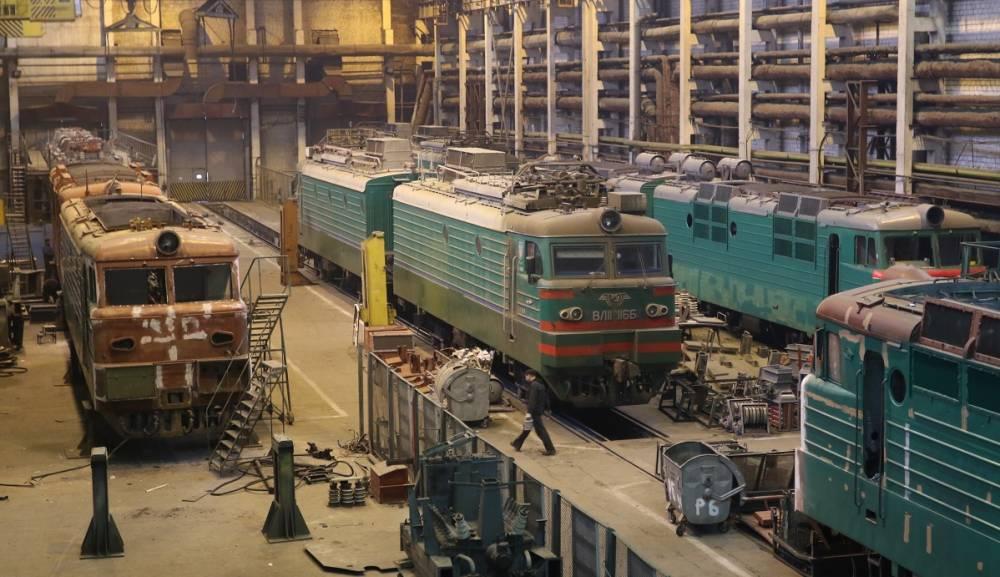 Днепропетровский тепловозоремонтный завод уличили в сговоре с подрядчиками