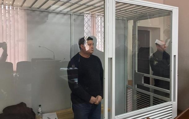 Подозреваемого в растрате замдиректора Одесского припортового завода отпустили под залог