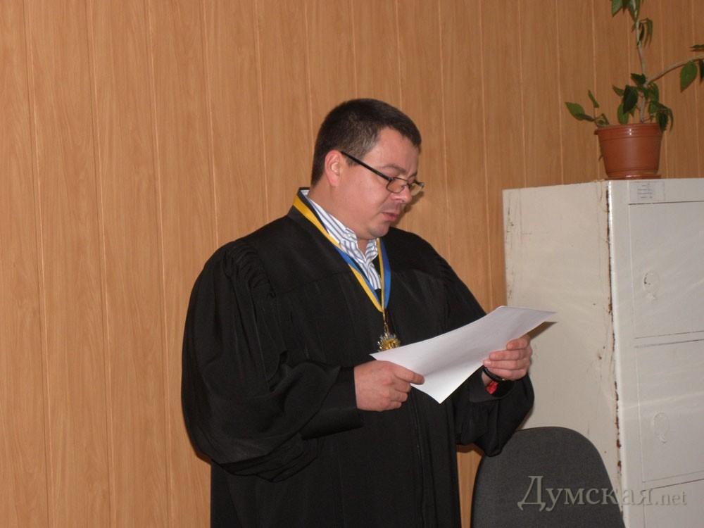 Одесский судья попал под следствие из-за дела о мошенничестве «черных» регистраторов