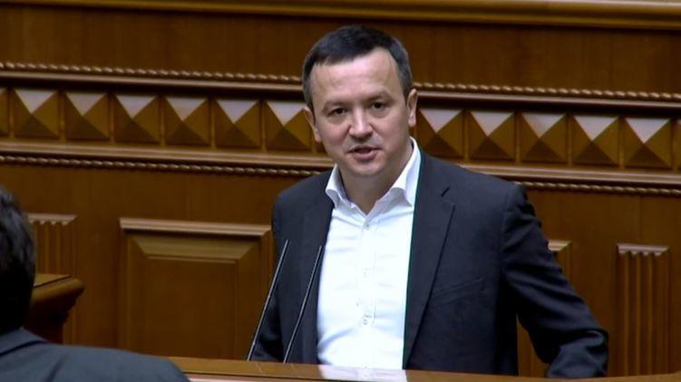 Министр экономики заработал 7,3 млн гривен
