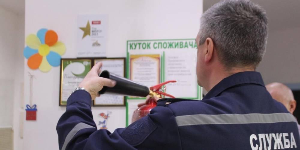В Украине вступили в силу новые штрафы за нарушение пожарной безопасности