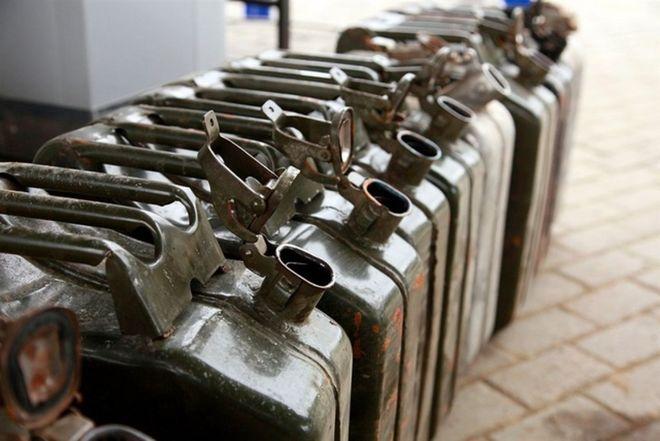 Одесских военных и пограничников уличили в коррупции при закупках топлива