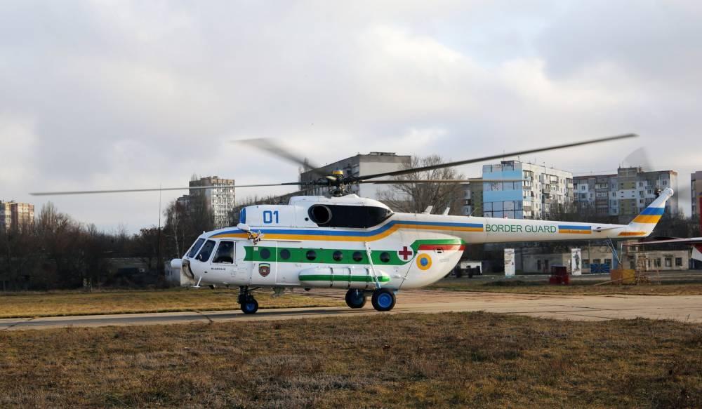 Пограничников уличили в хищениях при строительстве стоянки авиатехники в Одессе