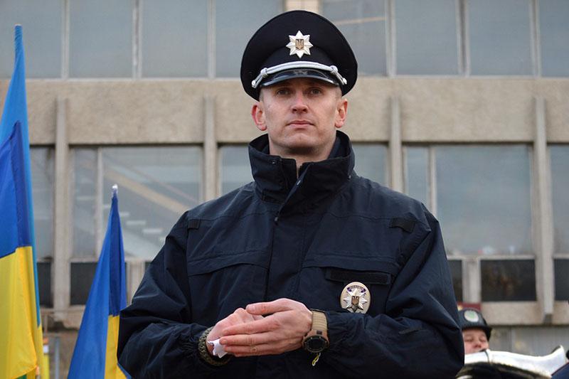 Начальник департамента патрульной полиции купил дорогую машину по сниженной цене