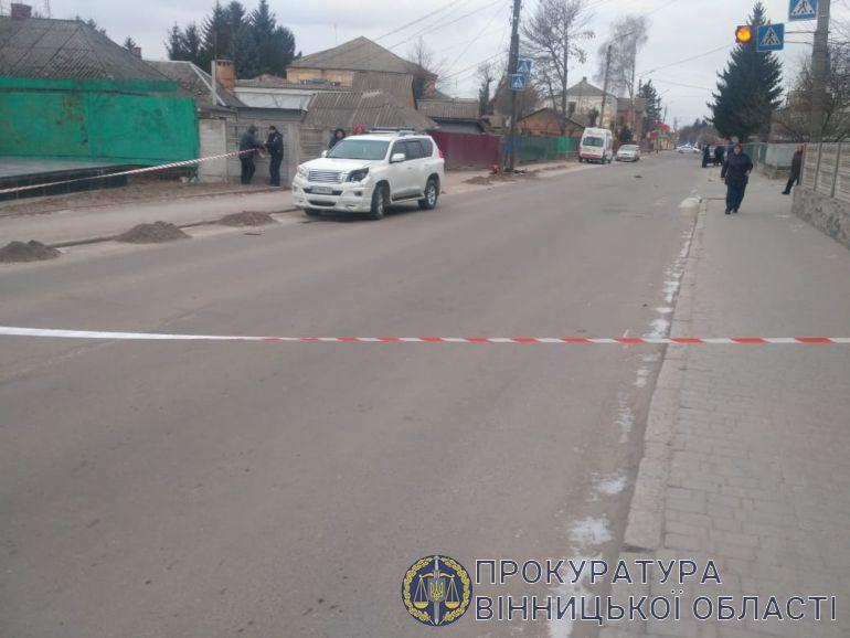 На Винниччине пожарному вручили подозрение за убийство дворника (фото), фото-2