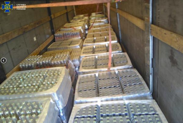 В Краматорске нашли склад подпольной водки