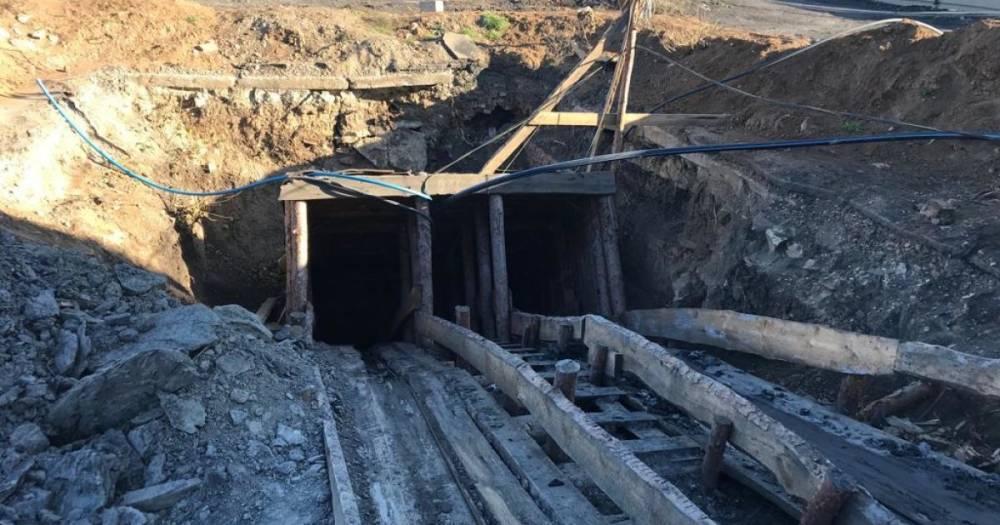 Компания замдиректора «Мирноградугля» организовала работу незаконной шахты