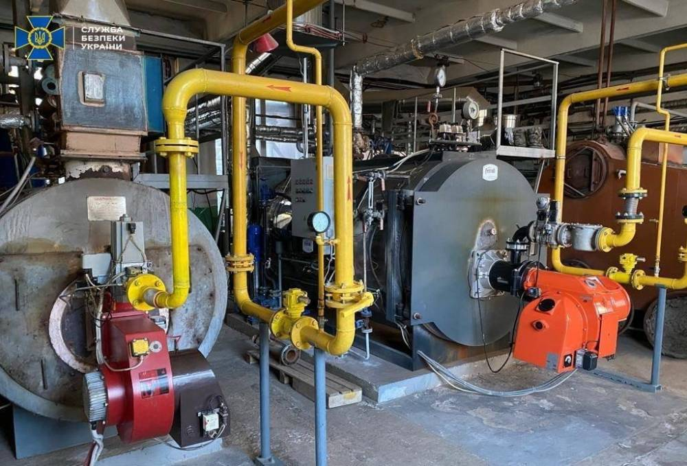 СБУ блокировало подпольное производство алкоголя в Киевской и Ровенской областях