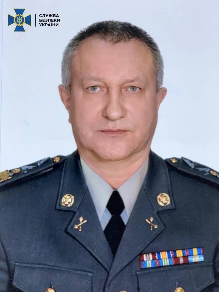 У Києві за державну зраду затриманий генерал-майор СБУ
