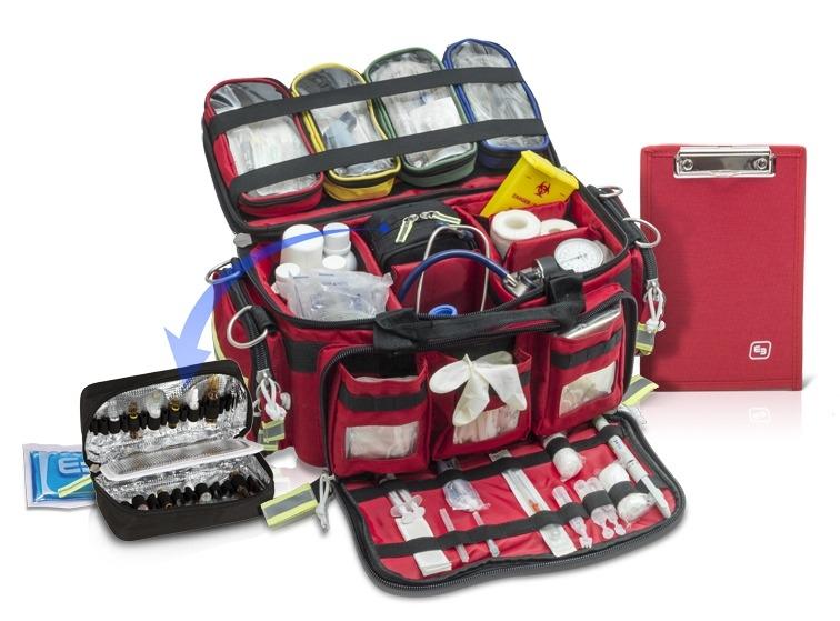 Госинфрароект купил для спасателей на дорогах медицинские сумки-укладки на 60 млн гривен