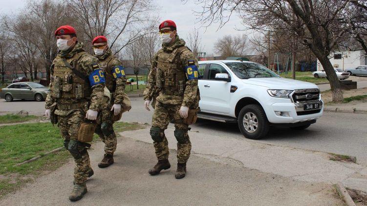На армейском полигоне в Яворове нашли труп курсанта с огнестрельным ранением