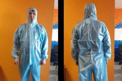 Минздрав обвинил свое госпредприятие в преступлении при попытке купить дешевые костюмы врачам