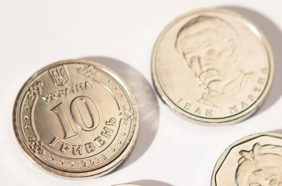 С 3 июня в обращение поступит монета номиналом 10 гривен