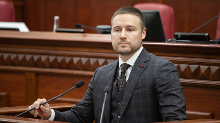 Вице-мэру Киева вручили подозрение в нападении на полицейского
