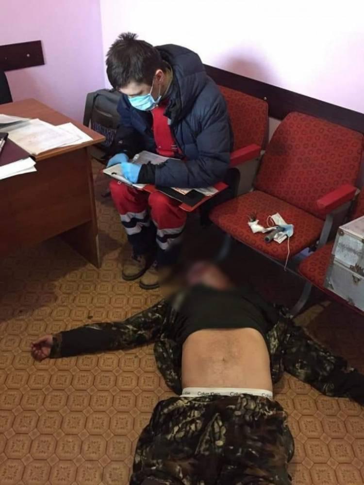 В Каменском задержали пьяного экс-сотрудника ГАИ