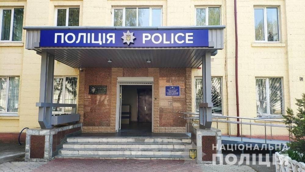 В Борисполе двое мужчин избили патрульного при исполнении