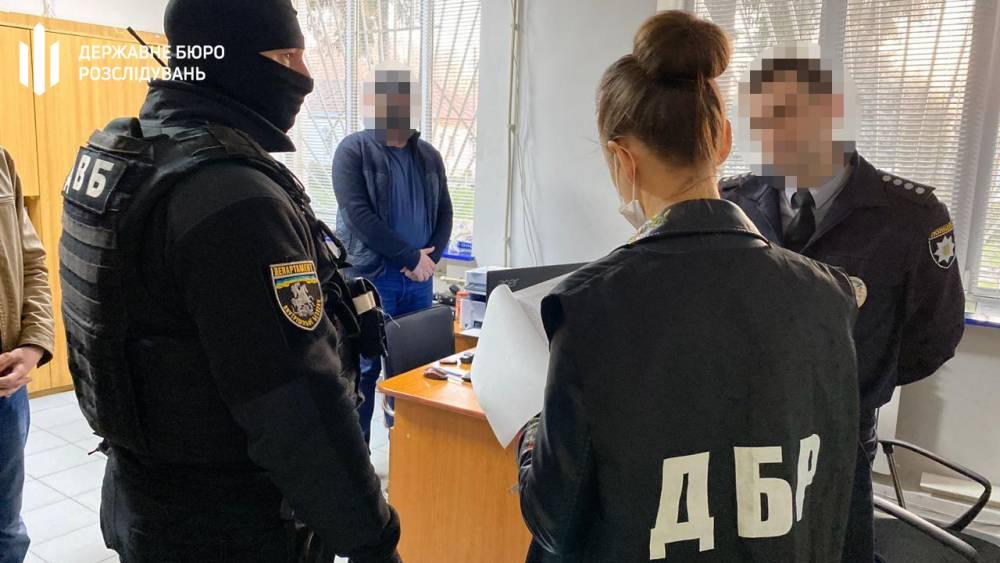 Сотрудники Валковского отдела полиции помогали незаконной вырубке древесины