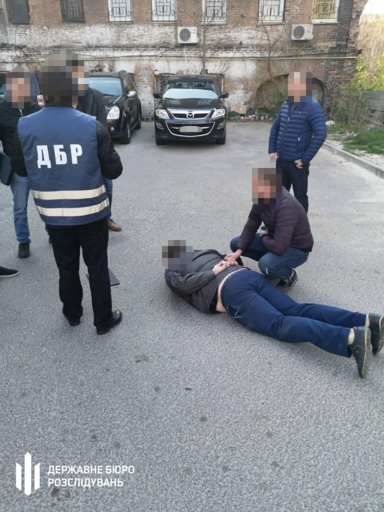 В Днепре на взятке поймали прокурора