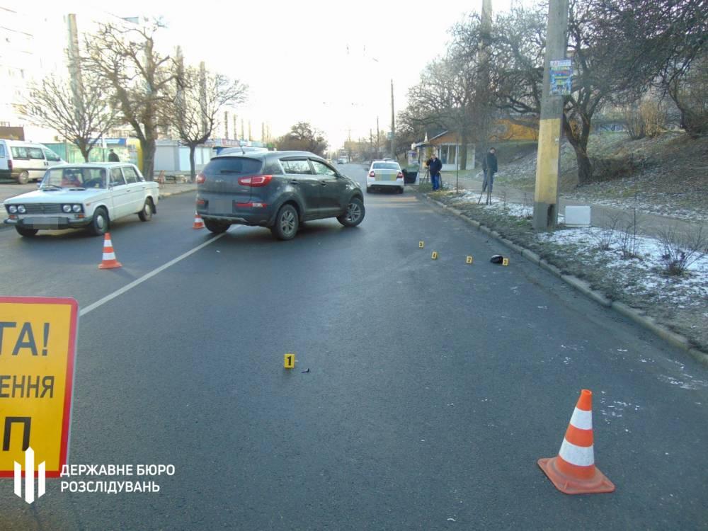В Черкассах пожарному вручили подозрение за наезд на пешехода