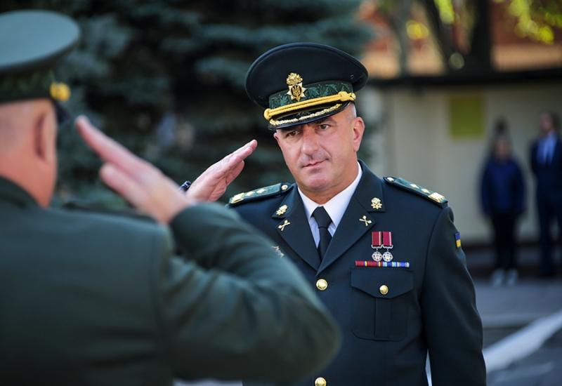 У командующего Нацгвардии Балана подтвердили COVID-19