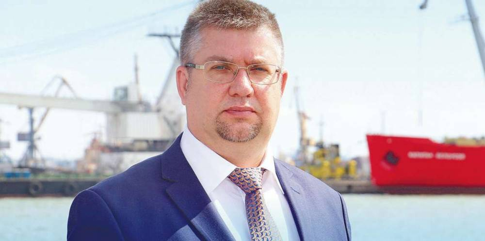 Новый глава Мариупольского порта скрывает данные о своей недвижимости