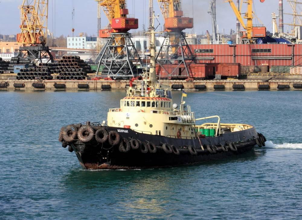 В СБУ продлили расследование «буксирных» схем в Одесском порту: речь идет о финансировании терроризма