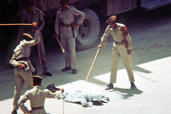 В Саудовской Аравии отменили избиение плетью для провинившихся