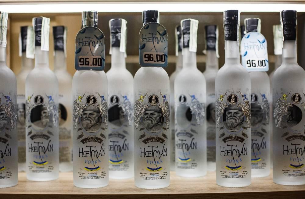 СБУ взялось за владельцев львовского водочного завода «Гетьман»