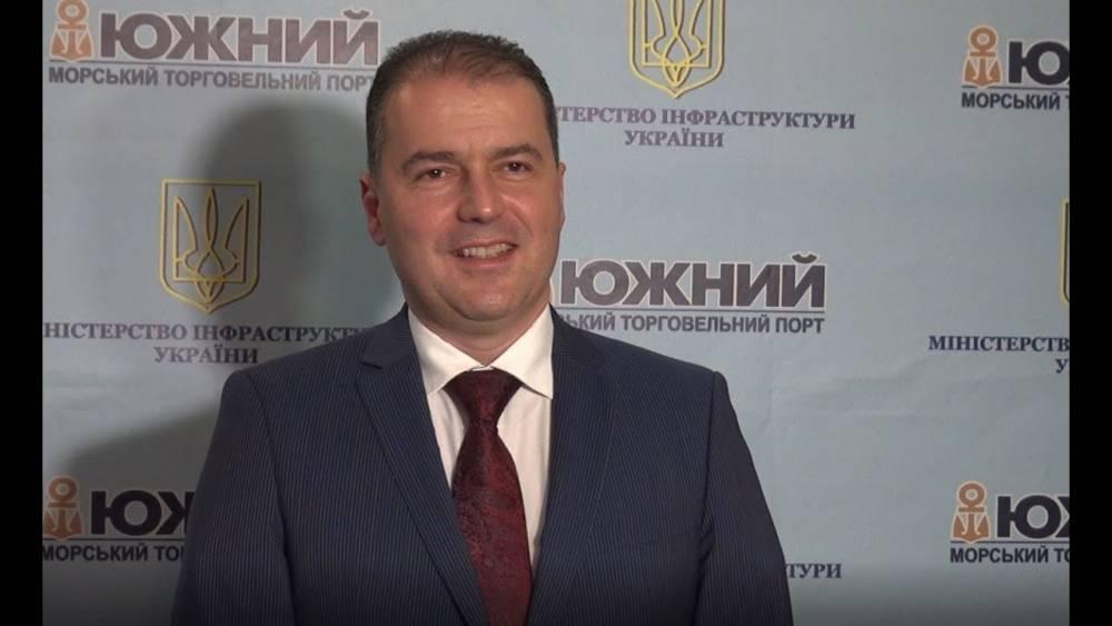 Нардеп Дубинский заявил, что порт Южный отдали под контроль людей Ахметова