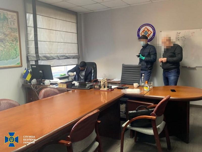 В «Донецкоблгазе» разрешали предприятиям потреблять газ бесплатно — деньги списывали на долги населения