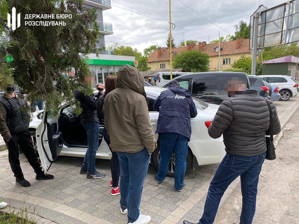 В Ужгороде на взятке задержали антикоррупционера из налоговой службы