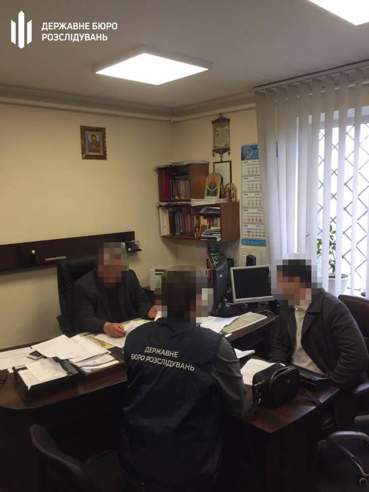 Судье Барышевского райсуда предъявили подозрение в незаконном судебном решении