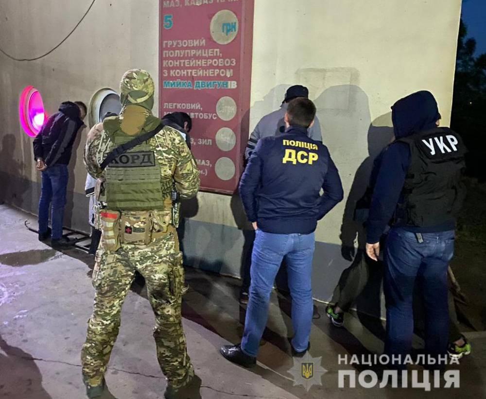 В Одессе задержали группу иностранных киллеров за покушение на убийство гражданина Черногории
