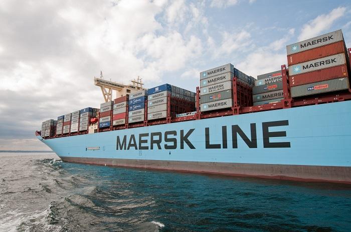 Датская компания Maersk опровергла информацию о прибытие судов только в терминалы TIS