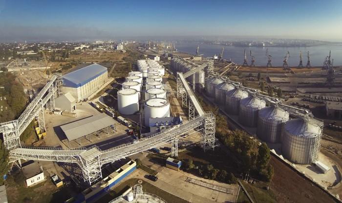 Группа Risoil получила контроль над частной компанией в порту Черноморска